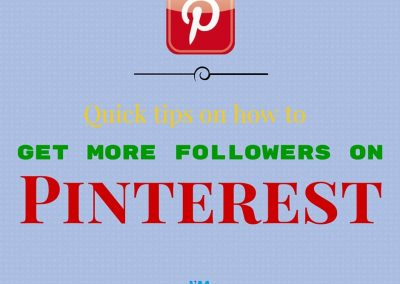 Quick tips on how to get more followers min