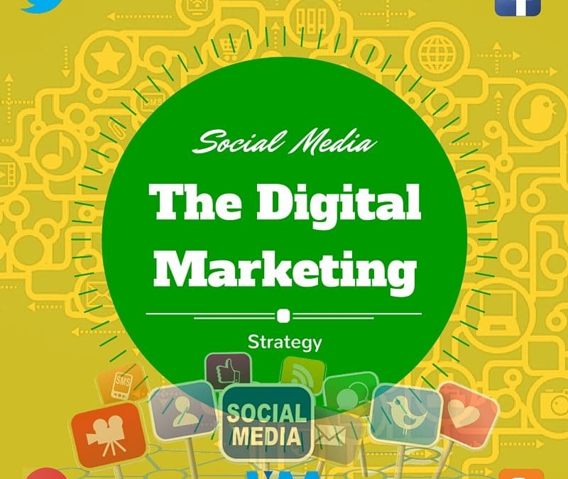 Social media the digital marketing strategy