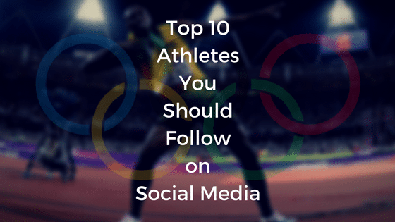 Athletes, Top 10 Athletes You Should Follow on Social Media, InsideMan Media, InsideMan Media