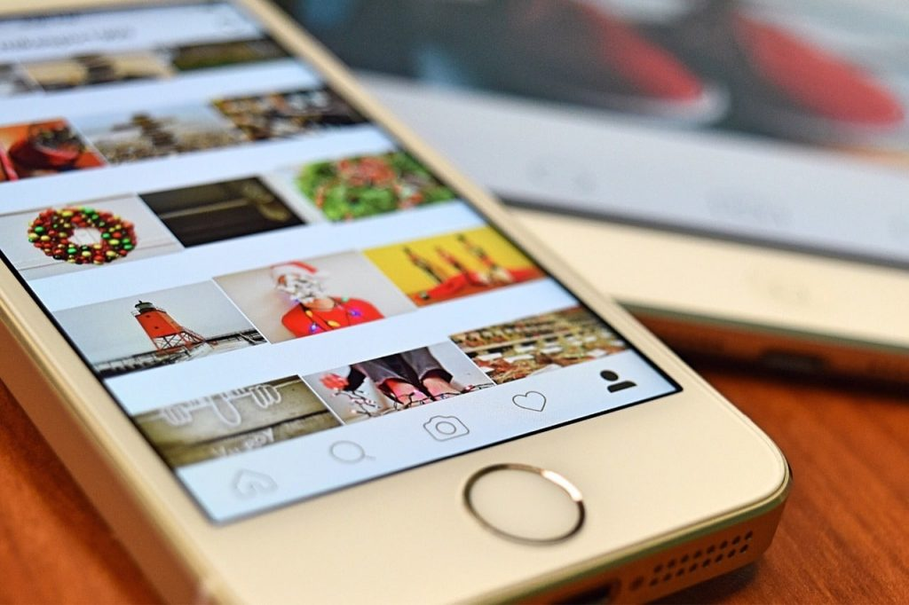 an instagram profile page showing top social media content trends