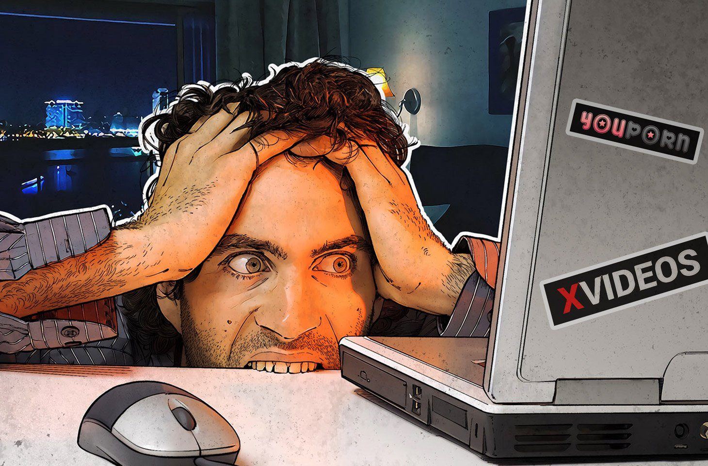 Blackmail demand spam Extortion Featured Image